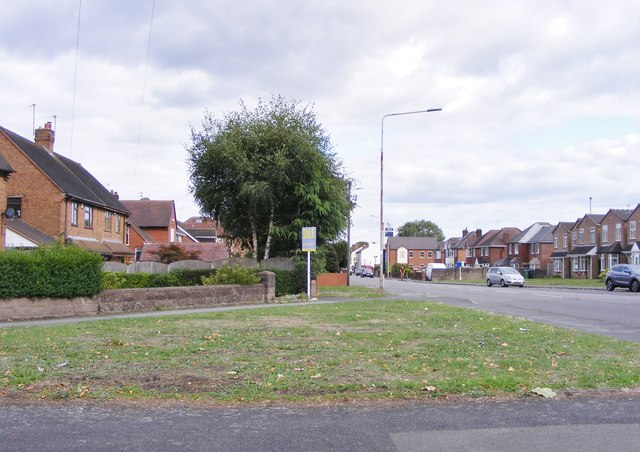 Sedgley Road View