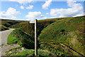 SE0509 : Kirklees Way joins the Pennine Way by Ian S