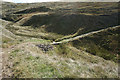 SE0608 : Pennine Way towards Little Hey Sike Clough by Ian S