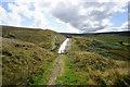 SE0607 : Pennine Way towards  Wessenden Head Reservoir by Ian S