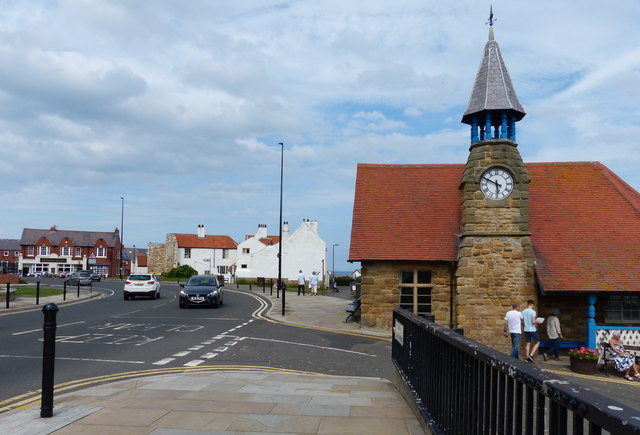 Cullercoats Fisherman's Lookout