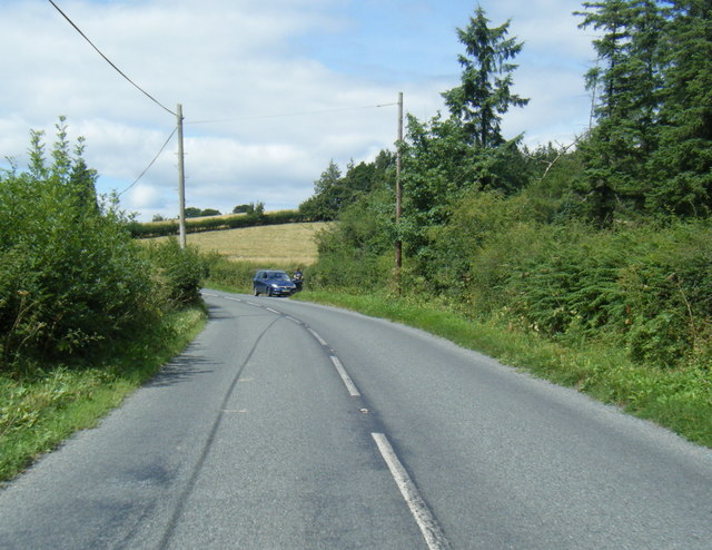 A488 near Green Shutters