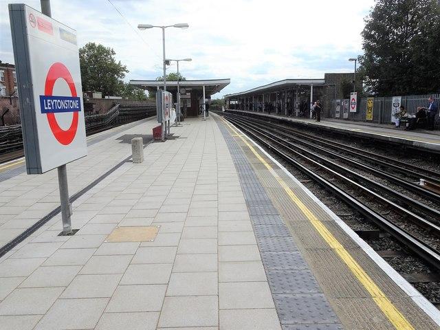 Leytonstone Underground station, Greater London