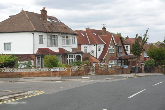 Convent Hill, Upper Norwood