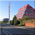 SK5439 : Nottingham University: on the Jubilee Campus : Week 36