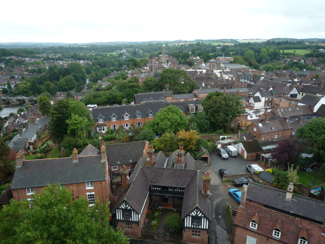 The Town of Bridgnorth (South)