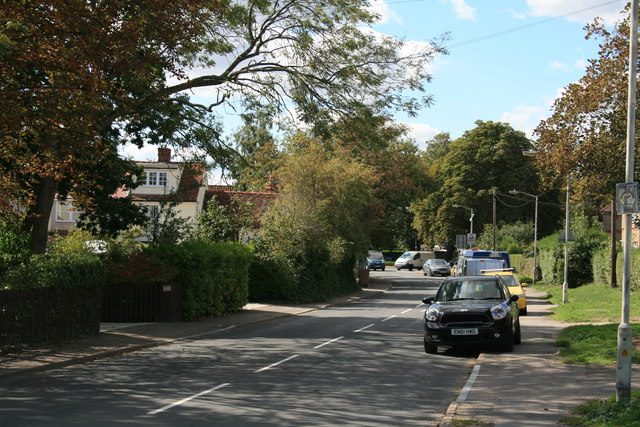 Church Road, Boreham