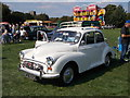TL1998 : Morris Minor 1000 at the Peterborough Classic Vehicle Show, September 2018 by Paul Bryan