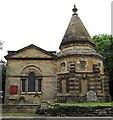 NZ5921 : St Cuthbert's Church and Turner Mausoleum by Gordon Hatton
