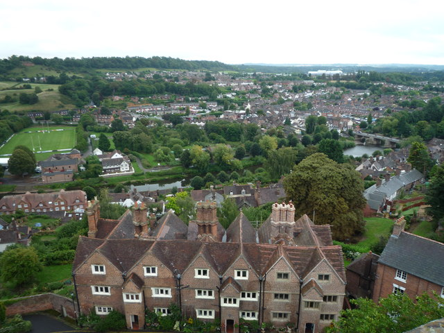 The Town of Bridgnorth (South-East)