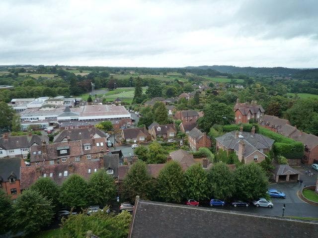 The Town of Bridgnorth (North)