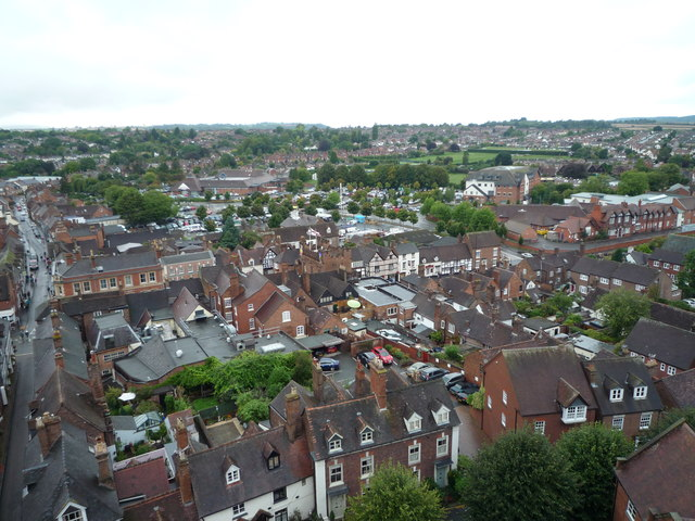 The Town of Bridgnorth (West)