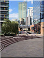 SJ8398 : Urban Regeneration at Greengate by David Dixon