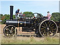 SX8955 : Torbay Steam Rally - Fowler ploughing engine by Chris Allen