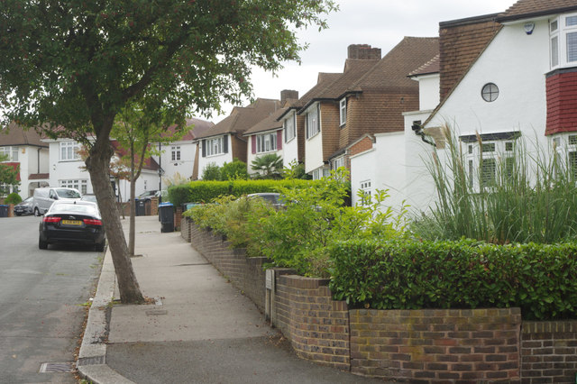 Pytchley Crescent, Upper Norwood