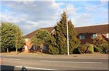 SU6067 : The Holiday Inn, Aldermaston by David Howard