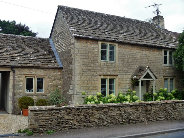 Acton Turville houses [11]