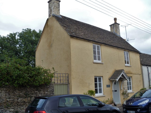 Acton Turville houses [21]