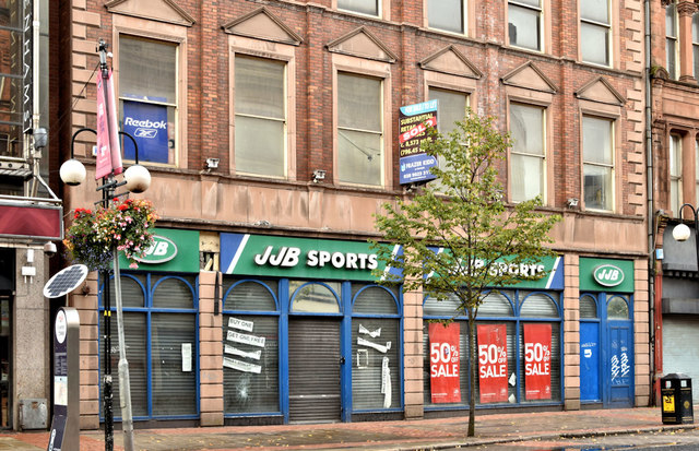 Nos 58-66 Royal Avenue, Belfast (September 2018)
