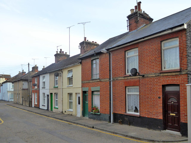 Houses, Hordle Place, Dovercourt