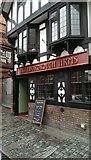 SJ4066 : Front elevation, Marlborough Arms, St John Street, Chester by Brian Robert Marshall