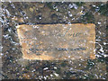 SX0048 : Old sign in the River Austell by Gary Rogers
