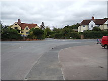 TL8928 : The Street, Wakes Colne by Adrian Cable