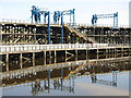 NZ2362 : Dunston Staiths (3) by Mike Quinn
