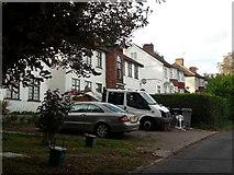"TQ1686 : ""Georgian Houses"", Elms Lane, Sudbury by Chris Brown"