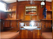 TG3724 : The Wherry Yacht 'Norada' - double cabin by Evelyn Simak