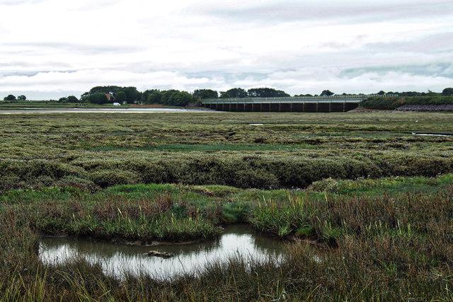 Esk estuary