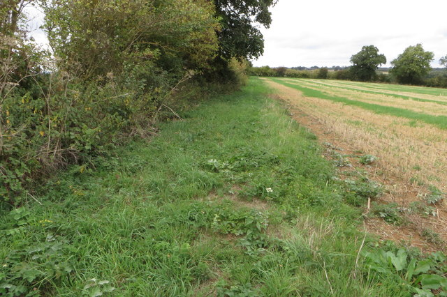 Footpath to Middleton Cheney
