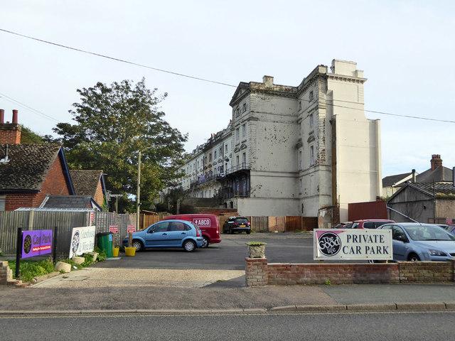 1 - 13 Orwell Road, Dovercourt (rear view)