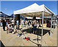 SJ9494 : Music at the Artisan Market by Gerald England