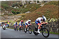 NY1725 : Tour of Britain uphill team time trial by Mick Garratt