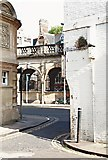TL4458 : Pembroke Street, Cambridge by David Hallam-Jones