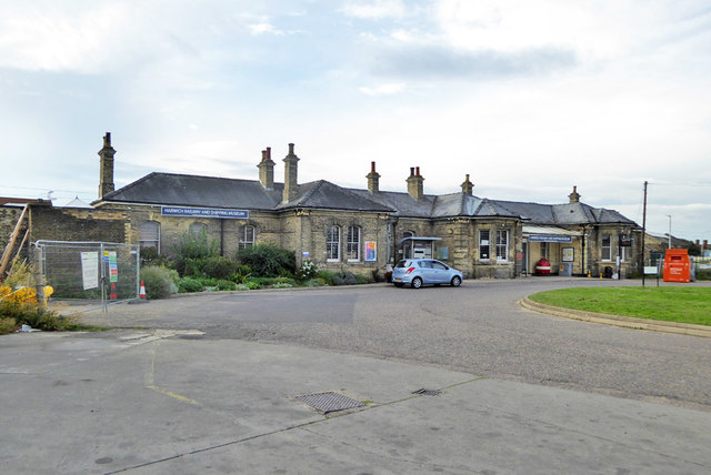 Harwich Town station