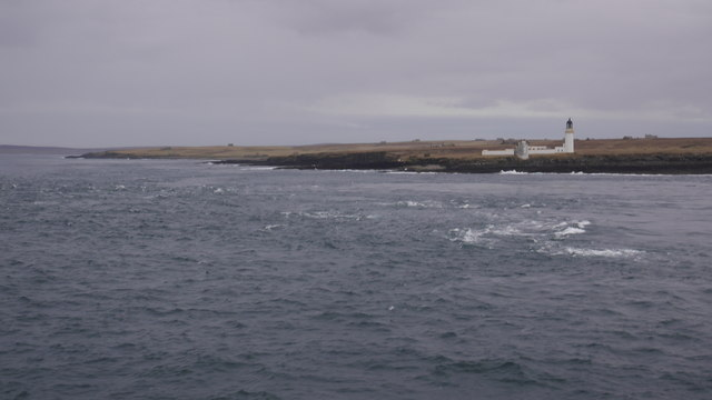 North end of Stroma