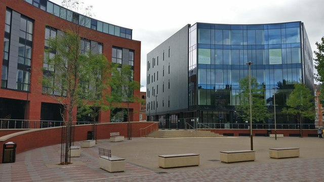 New office blocks at Welford Place