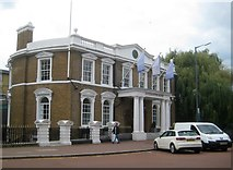 TQ3780 : Poplar: Dockmaster's House by Nigel Cox