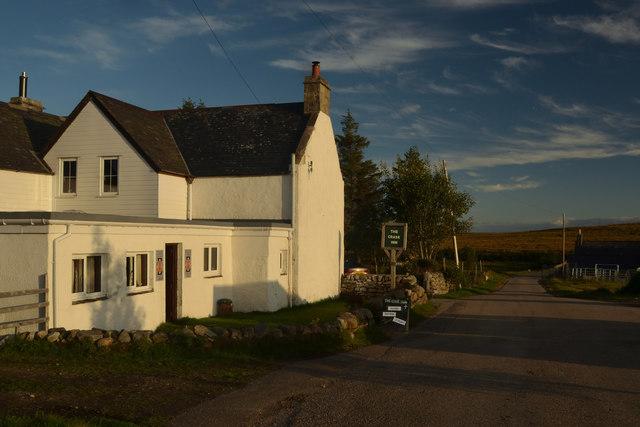 The Crask Inn, Sutherland
