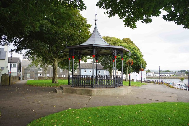 Bandstand, Dungarvan Town Park, Dungarvan, Co. Waterford