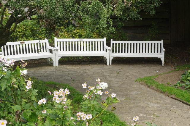 The White Garden, Streatham Common