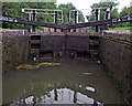SP5798 : Dunn's Lock north of Blaby in Leicestershire by Roger  Kidd