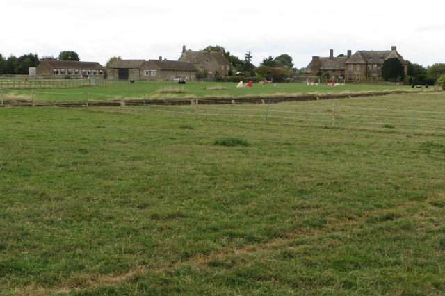 Purston Manor and stables