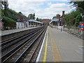 TQ4393 : Chigwell Underground station, Essex by Nigel Thompson