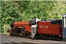 NY1700 : 'River Mite' by Peter Trimming