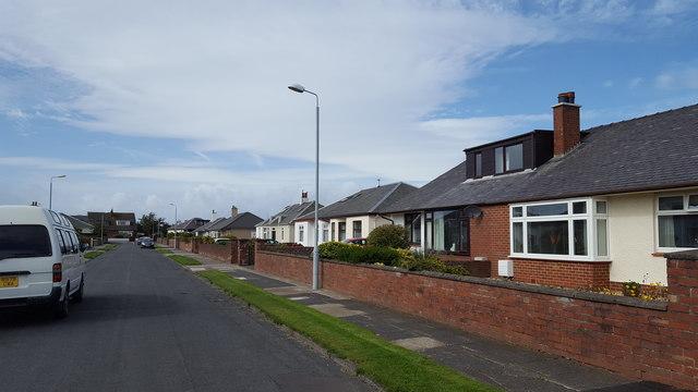Crawford Avenue, Prestwick