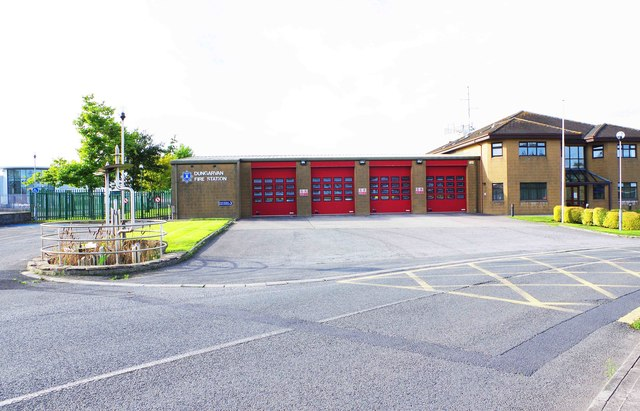 Dungarvan Fire Station, Shandon Road, Dungarvan, Co. Waterford
