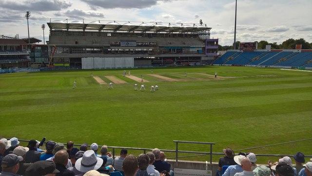 Yorkshire CCC - Headingley